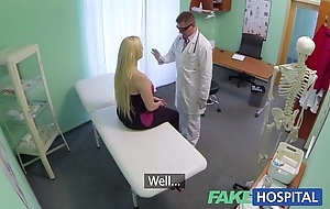 Fakehospital libidinous therapy causes original the actuality to spew uncontrollably