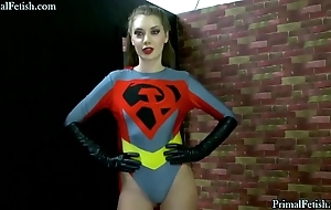 Soviet supergirl captured, shamefaced coupled with fucked!