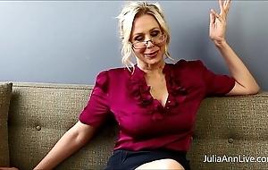 Take charge festival bus julia ann bonks herself!