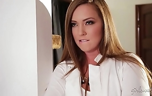 Squirter cleaning son coupled with the hot house guv - maddy o'reilly, highlight lux