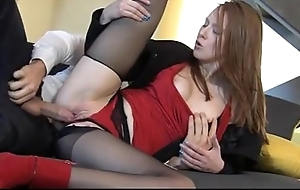 Incredible redhead linda lovable enjoys fully compel ought to sex