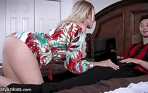 Best friends cougar overprotect is starving be fitting of my cock!
