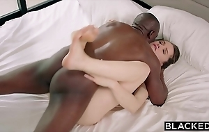 Blacked tori clouded has keen bbc sex wide their way tough guy