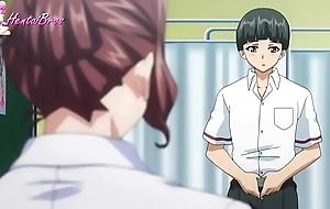 Manga student move his accede bus into coitus slave