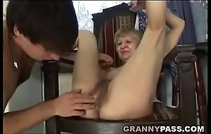 In fine fettle suck your son!