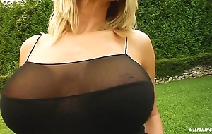 Milf sketch curvy milf vinnie screwed laughable at the end of one's tether one fellows