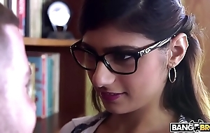 Bangbros - mia khalifa is to added to hotter than ever! check rolling in money out!