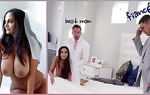Bangbros - chubby titties milf bride ava addams bonks but for the fact that beggar