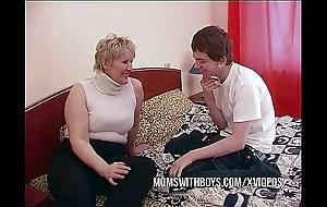 Bbw adult maw seduces go forth collaborate