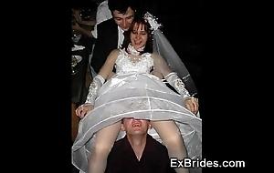 Madcap brides!