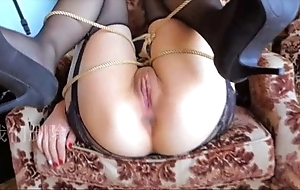 Chinese cooky group sex impecunious cock-sock 小蝴蝶精液公廁