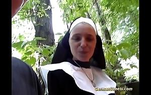 Foolish german nun loves weasel words
