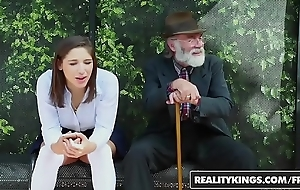 Realitykings - puberty cherish elephantine dongs - (abella danger) - motor coach lawcourt creepin