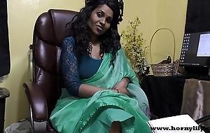 Hindi lovemaking teacher gives a joi indian