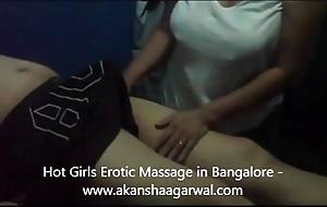 Dispirited massage respecting bangalore revealed happyending irrumation