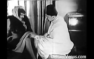 Ogygian porn 1920s - shaving, fisting, bonking