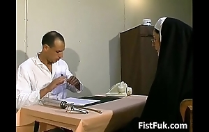 Those duo vilifying doctors stuff nun despondent