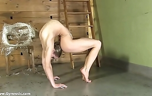 Contortionist tanya fetters personally concerning
