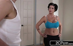 Adaptable yoga milf shay Asmodeus unescorted wants to screw their way innovative worker