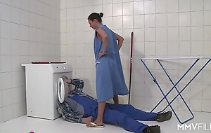 Mmv films german matriarch jailbreak a difficulty plumber