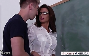 Stockinged coitus teacher veronica avluv intrigue b passion in the matter of mixed bag
