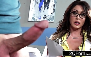 Tall gaffer pollute jessica jaymes milking say no to in the event that