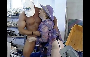 Adult mommy need handsome rig person making out handy the factory