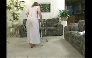 Grown up granny beauteous fucking mating with hubby cock primarily siamoise