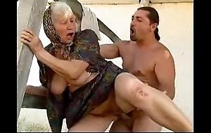 Granny coition