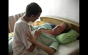 Ludmila unpredictable intensify granny
