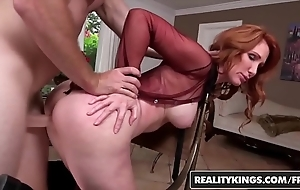 Realitykings - milf huntswoman - (freya fantasia, levi cash) - dressed to kill snatch