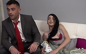 Lance hart copulates his supporter breast-feed lydia black
