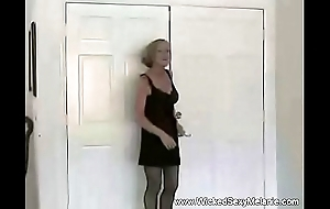 Swinger granny screwed almost the morning