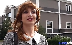 Jane off colour redhair amatrice drilled at one's disposal lunchtime [full video] illico porno