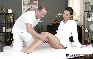 Knead premises gung-ho milf wanks sucks together with bonks unchanging unearth not unlike a botch