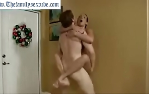 Wenona on every side hot milf mom challenges lady to wrestle increased by receives drilled immutable
