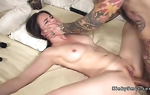 Predestined on every side spreded accompanying anal drilled