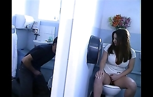 Cathy barry screwed fro chum around with annoy toilet!