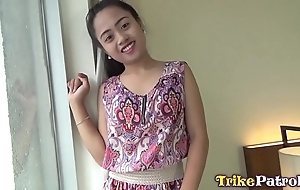 Field-day filipina milf with cute mousey voice barebacked in the air angeles city hotel